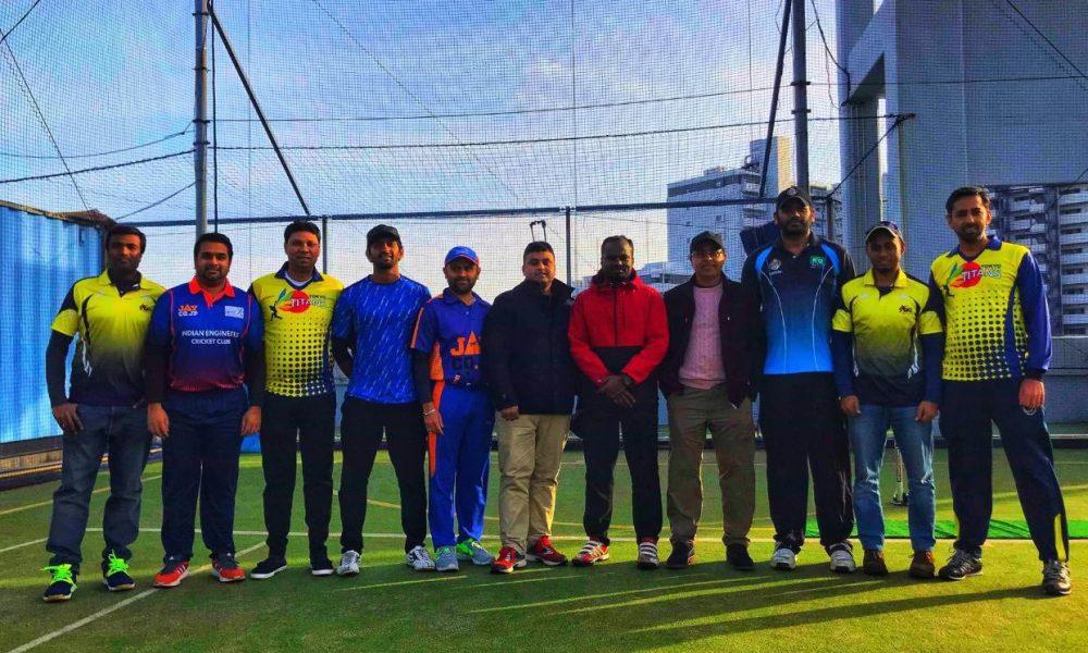 Indoor Cricket League