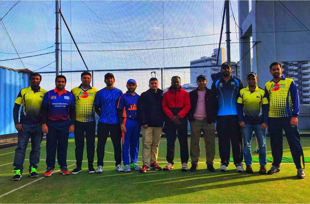 Indoor Cricket League